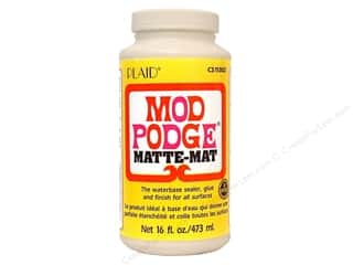 Plaid Mod Podge Matte 16 oz