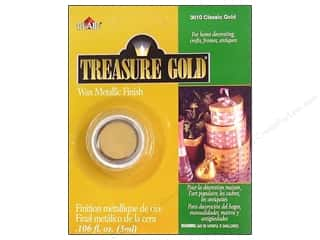 Cards Craft & Hobbies: Plaid Treasure Gold Carded .106 oz Classic