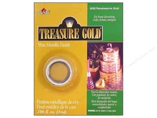 Plaid Treasure Gold Carded .106 oz Renaissance