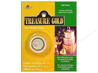 Plaid Treasure Gold Carded .106 oz Silver