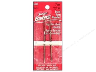 Susan Bates Needles / Hand Needles: Susan Bates Needles Steel  2.75""