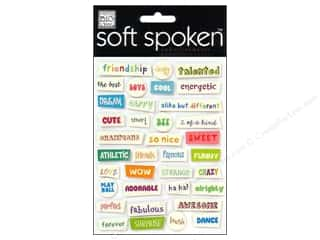 MAMBI Sticker Soft Spoken Pebbles Frndship