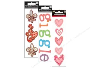 MAMBI Sticker Embellishments