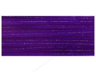 Chenille Stems by Accents Design 6 mm x 12 in. Purple 25 pc.