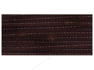 Chenille Stems 6 mm x 12 in. Dark Brown 25 pc. (3 packages)