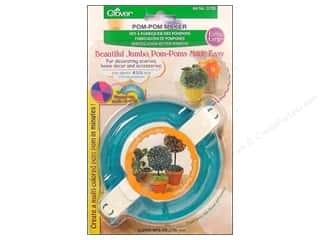 Fringe Makers / Tassel Makers / Pom Pom Makers: Clover Pom Pom Maker Extra Large