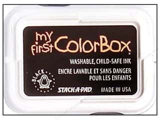 Colorbox My First Pigment Ink Pad Pad Black