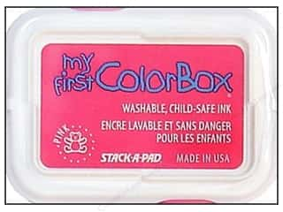 Colorbox My First Pigment Ink Pad Pad Pink