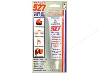 Beacon Glue & Adhesive 527 Multi Use 2oz Carded