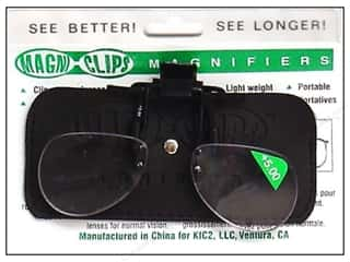 Sight Aids: MagniClips Magnifiers 5X