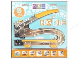 Grommet Attacher / Eyelet Attacher: We R Memory Crop-A-Dile II Big Bite
