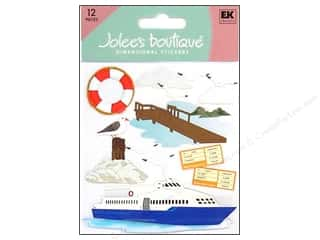 Jolee's Boutique Stickers Ferry Trip