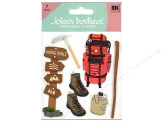 Jolee's Boutique Stickers Hiking Trip