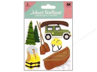 Jolee's Boutique Stickers Canoe Trip