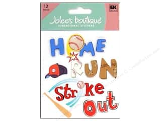 Jolee&#39;s Boutique Stickers Homerun