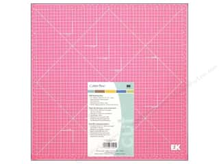 "Holiday Gift Ideas Sale $10-$40: EK CutterBee Mat Self-Healing 13""x 13"" Pink"