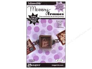 "Ranger Inkssentials Memory Frames 1"" Antique Copper"