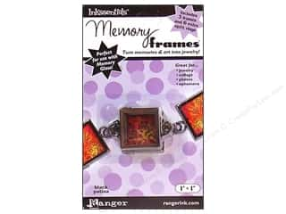 Ranger Inkssentials Memory Frames 1&quot; Blk Patina