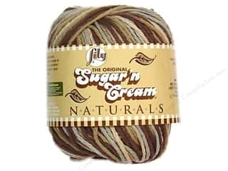 Lily Sugar 'n Cream Yarn  2 oz. #2046 Naturals Earth Ombre