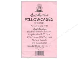 Aunt Martha's Pillowcases 2 pc. Standard Size