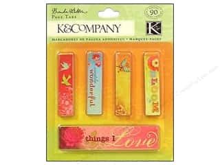 K&amp;Co Page Tabs Mira