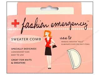Lint Removers Sewing Construction: Rhode Island Fashion Emergency Sweater Comb