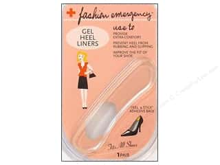 Dye Fixative / Ink Fixative Miscellaneous Sewing Supplies: Rhode Island Fashion Emergency Gel Heel Liners
