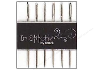 Bazzill In Stitch'z Needles 6pc