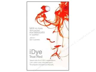 Jacquard iDye Natural Fabrics True Red 14gm