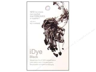 Fabric Painting & Dying Jacquard iDye Natural Fabrics: Jacquard iDye Natural Fabrics Black 14 grams
