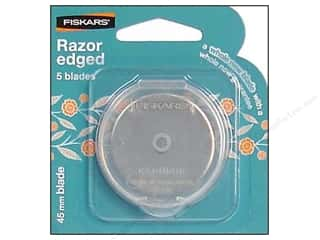 Fiskars Rotary Blade Razor Edged 45 mm 5 pc