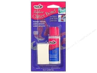 Tulip Fashion Glitter Bond Glue 1 oz.