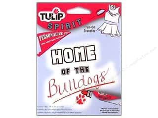 Tulip Iron On Transfer Spirit Home of The