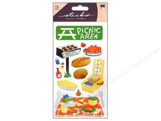 EK Sticko Stickers Picnic
