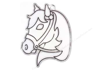 Kelly&#39;s Suncatcher Bulk Horse 3 x 4 in. (3 pieces)