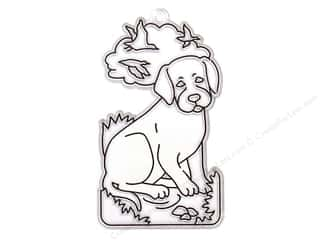 Pets $2 - $4: Kelly's Suncatcher Bulk Labrador 2.75 x 4.5 in. (3 pieces)