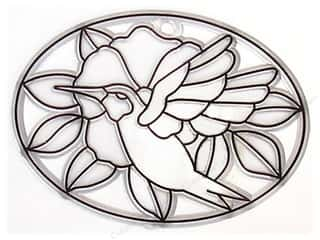 Kelly&#39;s Suncatcher Bulk Hummingbird 3.75 x 2.75 in. (3 pieces)