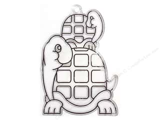 Kelly&#39;s Suncatcher Bulk Turtle 2.75 x 4 in. (3 pieces)