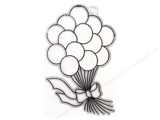 Kelly&#39;s Suncatcher Bulk Balloons 2.75 x 4.75 in. (3 pieces)