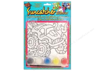 Transportation: Kelly's Suncatcher Kits Monster Truck 5.75 x 5 in.