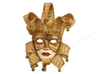 Paper House Diecut Card Venetian Mask
