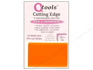 Alicia's Attic Q-tools Cutting Edge Orange 10pc