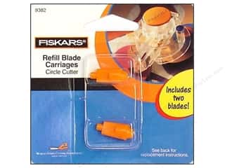 Weekly Specials Paper Trimmers: Fiskars Cutter Circle Replacement Blades 2 pc