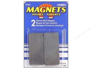 "The Magnet Source Magnet Blocks 3/8""x 7/8""x 1 7/8"" 2 pc"