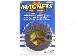"Tapes Basic Components: The Magnet Source Magnet Tape 1"" x 30"""