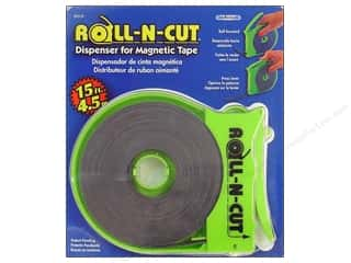 Tapes Basic Components: The Magnet Source Magnet Magnetic Roll N Cut Dispenser