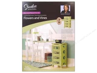 Sculpey Studio Texture Makers: Sculpey Studio Project Guide Flowers and Vines