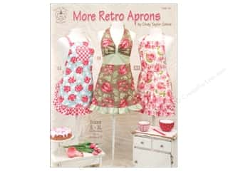 Taylor Made Designs: Taylor Made More Retro Aprons Book