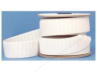 "CJ Des Choice Elastic No Roll Reel 1.25"" Wht 12yd (12 yards)"