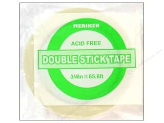 "Meriken Double Stick Tape 3/4""  65.6'"